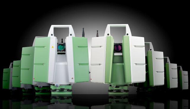 3D HDS Laser Scanning Systems