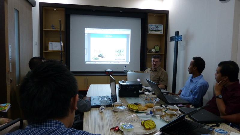 NAVCOM Training 2013